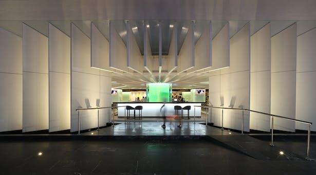 Lobby y Lobby Bar Fiesta Americana Acapulco - MEKZA Estudio