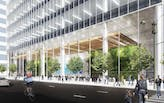 JPMorgan Chase reveals two options for Foster-designed supertall HQ