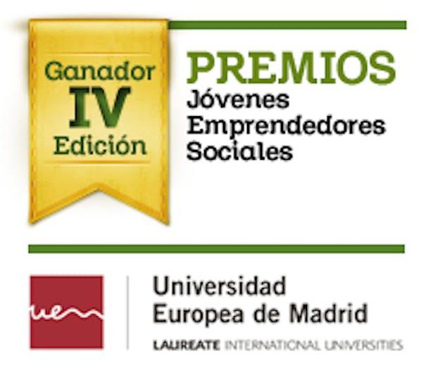 Young Social Entrepreneur Award. Winner