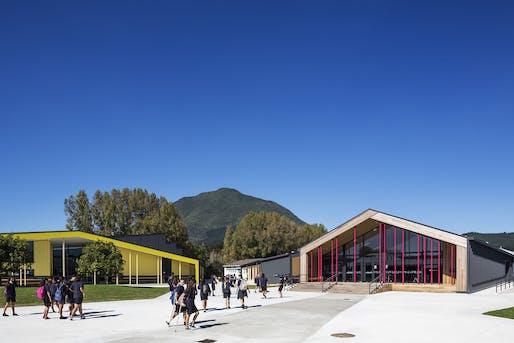 Education - Tarawera High School, Kawerau, RTA Studio.