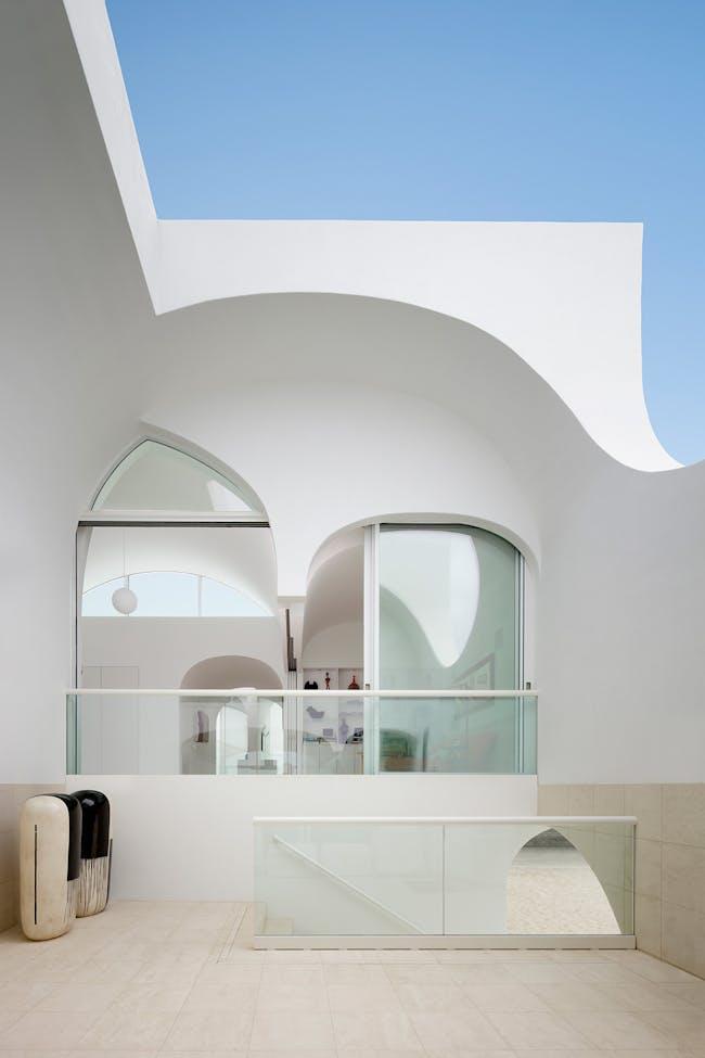 CITATION: Vault House by Johnston Marklee & Associates in Oxnard, CA. Photo courtesy of AIA|LA Design Awards 2014.