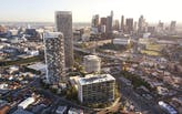 Kengo Kuma to design boutique hotel for downtown L.A.'s 1111 Sunset Boulevard development