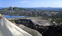 As mining threatens Kiruna, the city plans for possible demolition and relocation two miles east