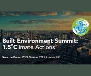 Built Environment Summit