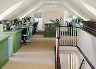 Hortus Archive, 2005: Martha's Craft Room