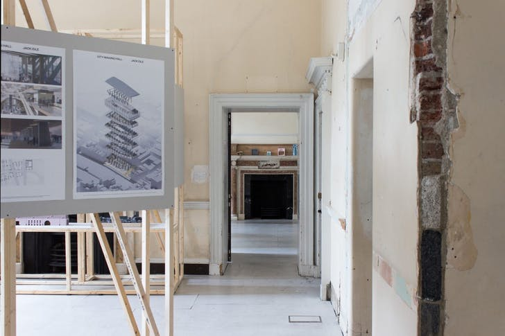 CHANGE - The London School of Architecture degree show at Somerset House