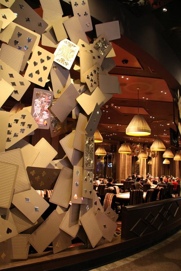Las Vegas VIP Poker Room