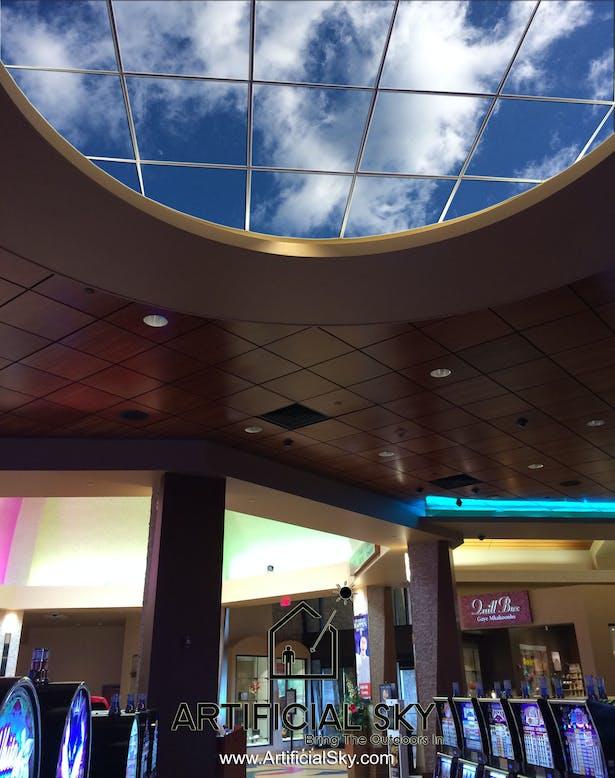 Dental Office Ceiling Art Amp Led Skylights Artificial Sky