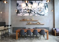 BeanBar Café, Qingdao, China