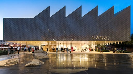 Polygon Gallery, Vancouver, BC, Patkau Architects. Photo: James Dow