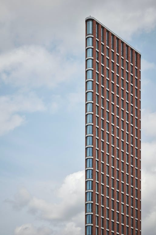 Vauxhall Urbanest, by Glenn Howells Architects. Photo: Rob Parrish.