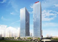 Yantai Towers, Mixed-use