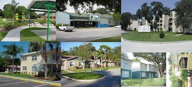 Public Housing renovation projects