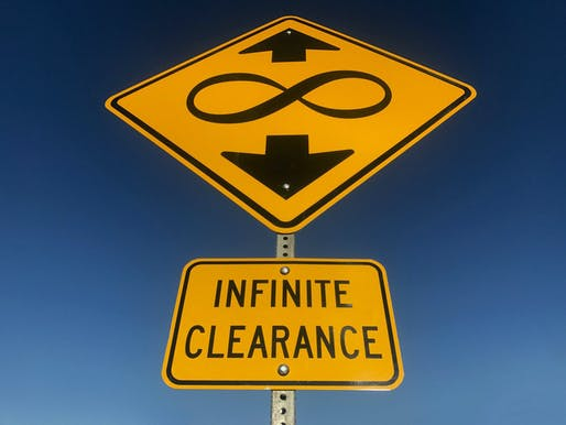 Scott Froschauer, Infinite Clearance, 2015. Image courtesy of the artist.