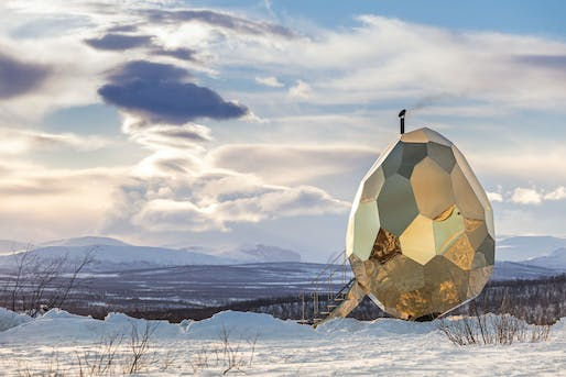 Solar Egg by Studio Bigert & Bergström. Image: German Design Awards.