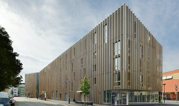 Showcase: Stadthaus M1 by Barkow Leibinger