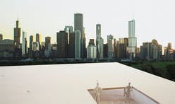 "Team Ultramoderne's ""Chicago Horizon"" wins Chicago Lakefront Kiosk competition"