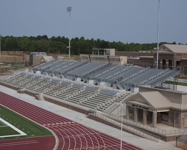Track & Field stadium