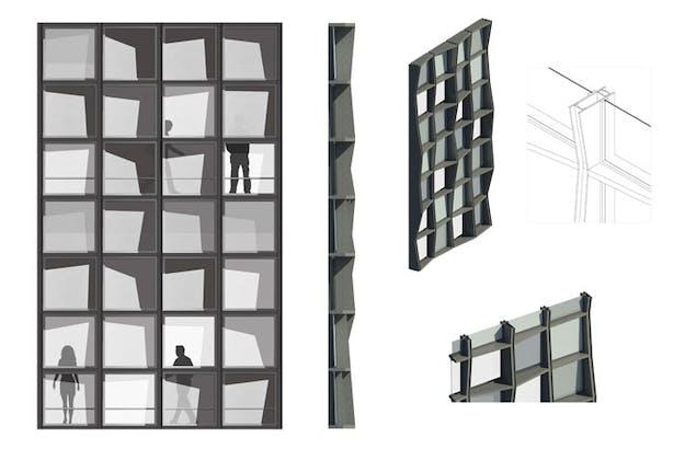 Interior Facade Panel