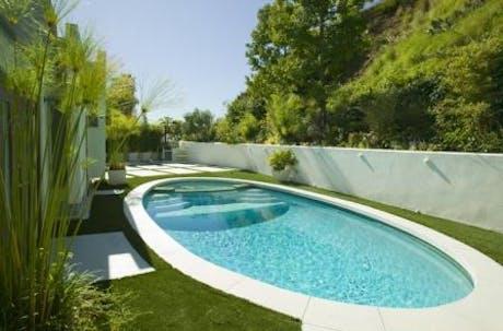 Hollyood Hills Pool