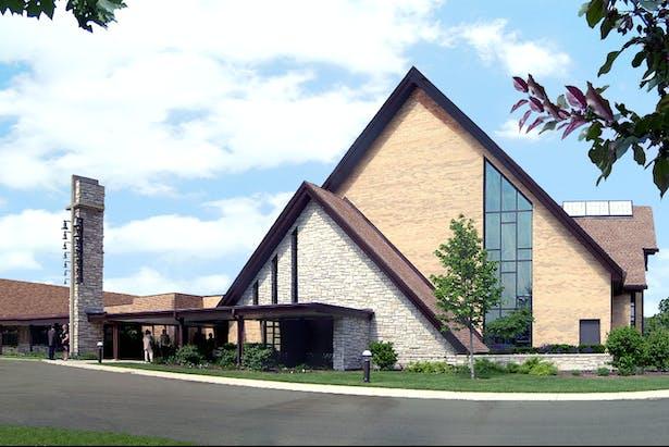 Sanctuary Exterior