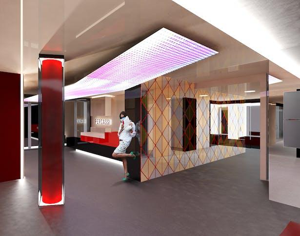 Percassi Offices:Italy (Milan & Bergamo)Architect /Head Designer:Marco Rocha