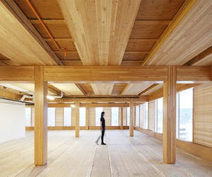 Timber Rising: Vertical Visions for the Cities of Tomorrow