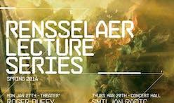 Get Lectured: Rensselaer, Spring '14