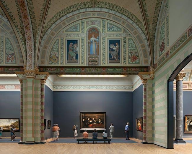Buildings in Use: Rijksmuseum by Cruz&Ortiz Arquitectos. Photo by Duccio Malagambe.