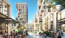 "MVRDV reveals ""Pixel"" mixed-use scheme for their first UAE project"