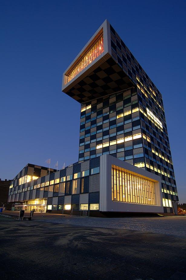 Jeroen Musch © Neutelings Riedijk Architects