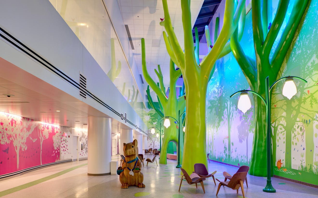 Nationwide Children\'s Hospital Wayfinding + Experience Design ...