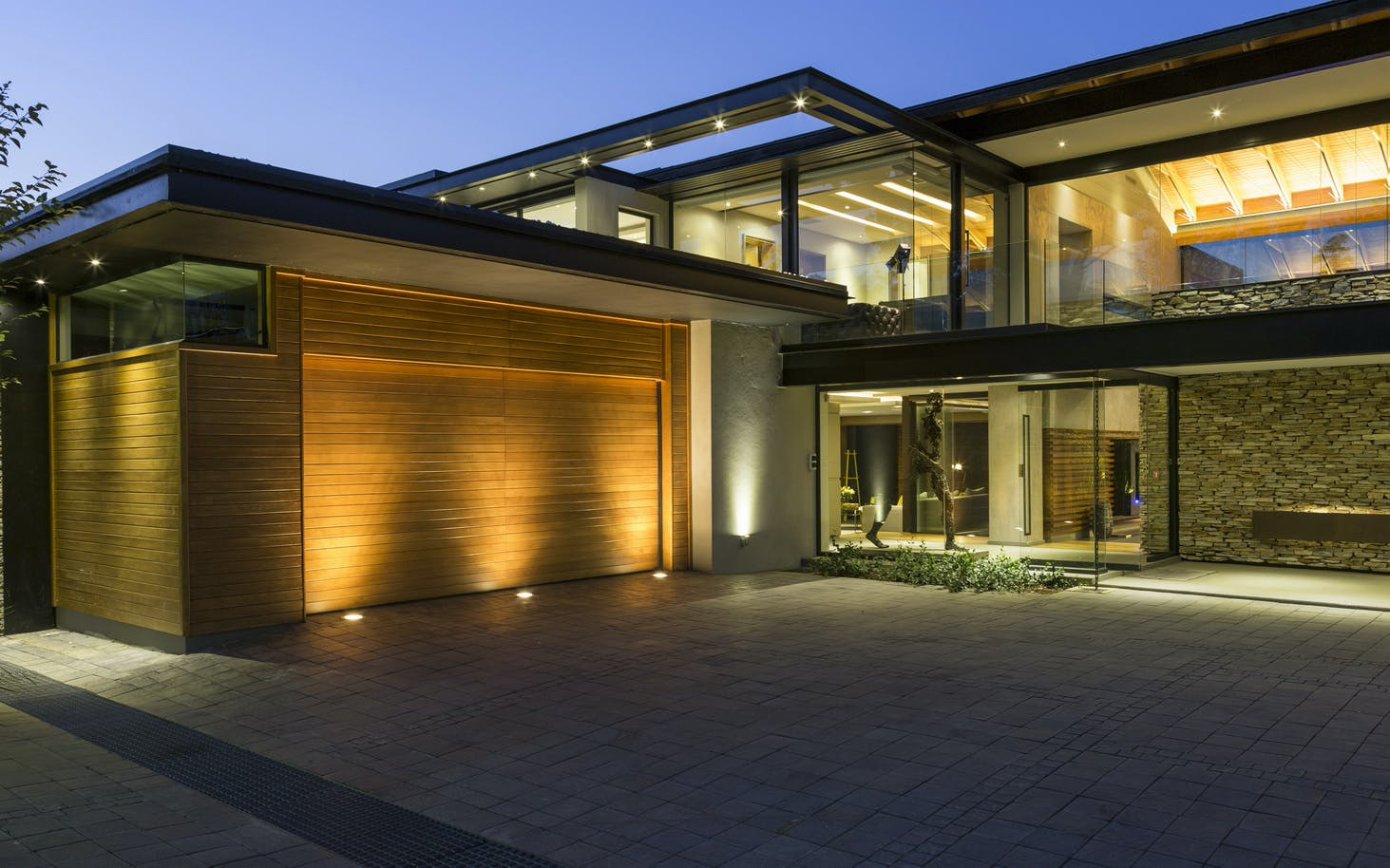 House In Blair Atholl Nico Van Der Meulen Architects