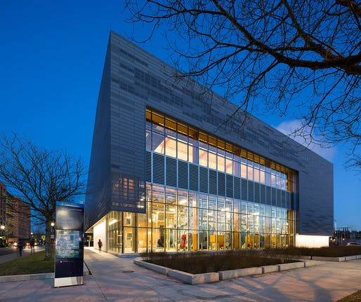 Awards of Excellence – Green Building: Campus Energy Centre (CEC), University of British Columbia. Credit: Ema Peter.