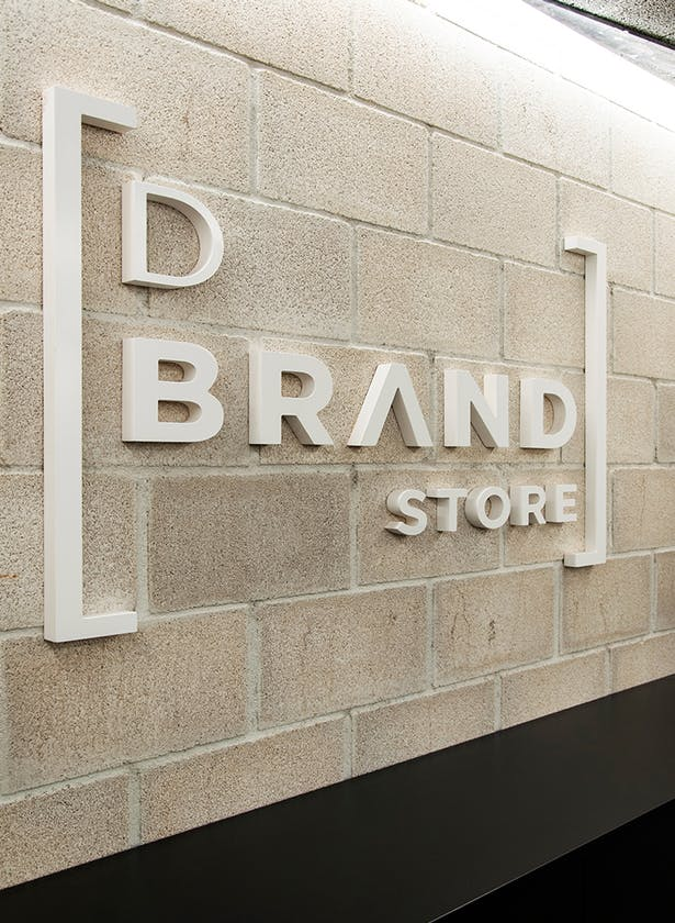 D-Band Store by Nihil Estudio
