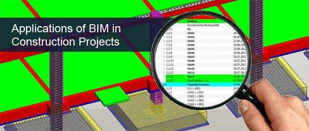 Applications of BIM in Construction Projects | Hi-Tech CADD Services