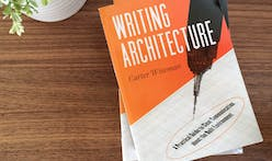 """Win a copy of """"Writing Architecture"""", a practical guide to sharpening your architecture writing skills"""