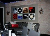 Music Room/Recording Studio