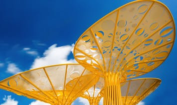 "Brooks + Scarpa unveils ""spinning"" Gateway Sculpture in Pembroke Pines, Florida"
