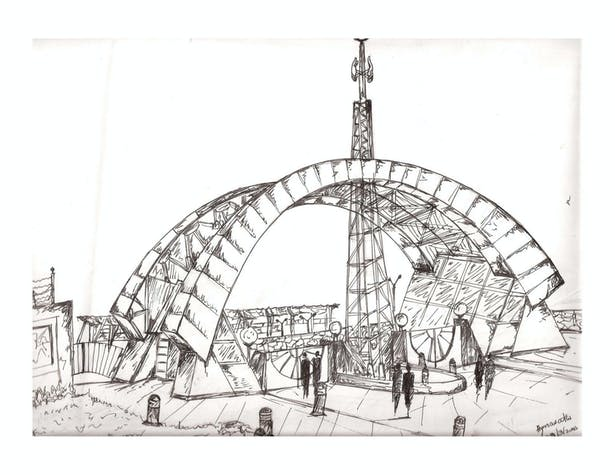 Sketches in Pencil-2