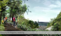 """The Hills"" park in NYC scheduled to open almost a year in advance"