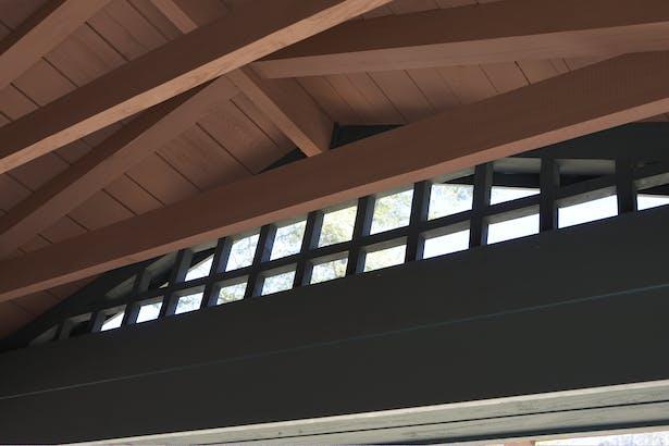 Car Port, detail