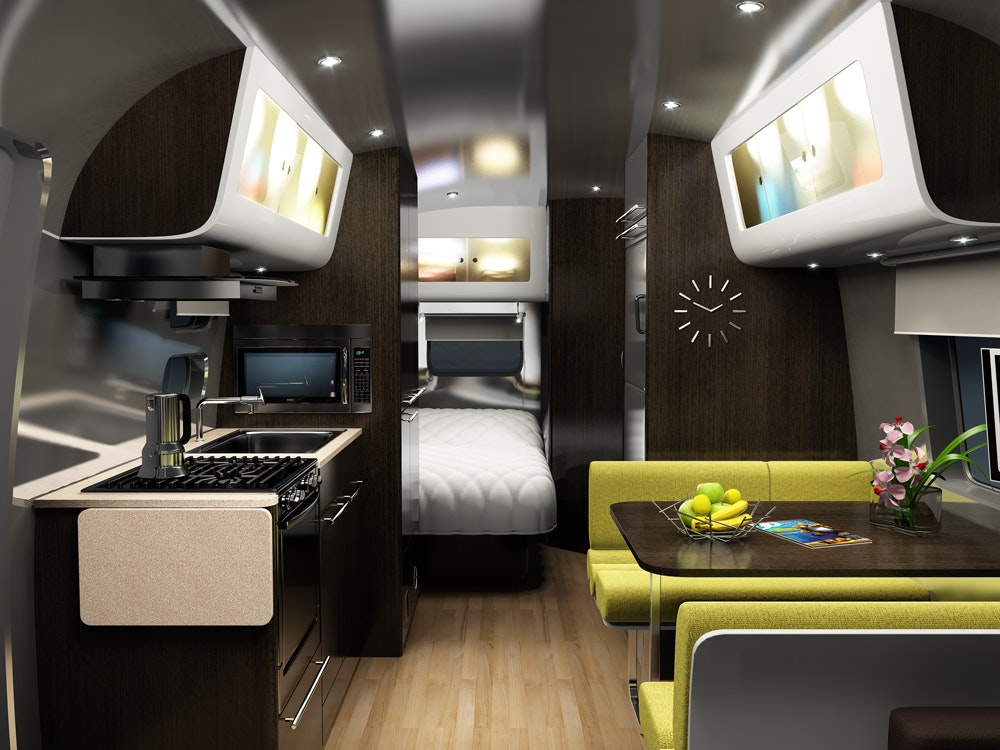 Exceptionnel Airstream Signature Series