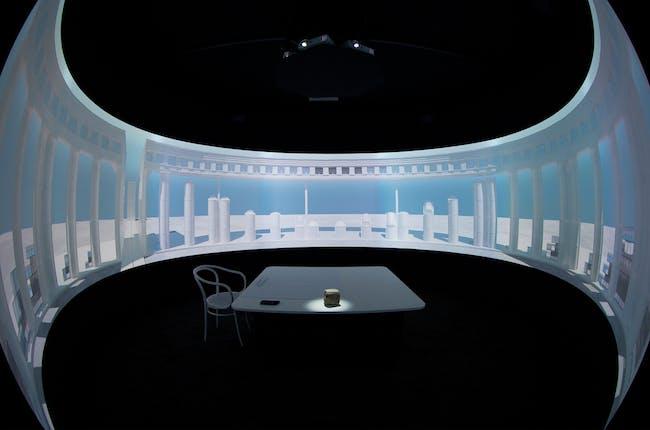'Towards Biology' by Onionlab + Ricardo Bofill Taller de Arquitectura. Image courtesy of Onionlab, via Flickr.