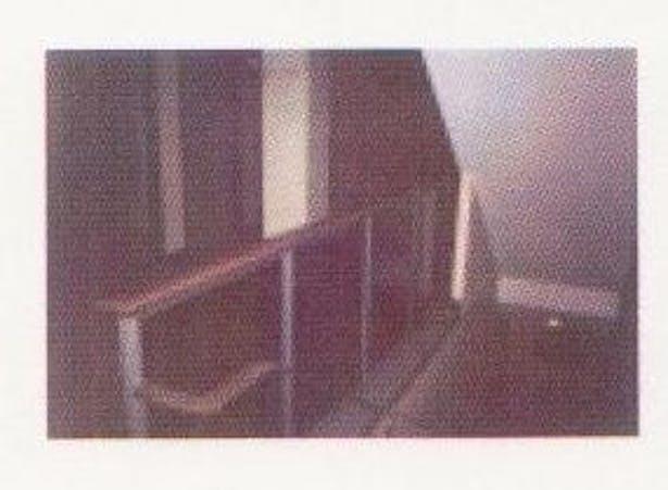 Compliant railing