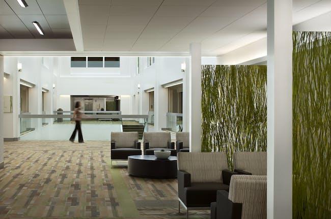Hoag Hospital renovation by Taylor Design. Photo © Taylor Design