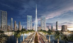 Calatrava's megatall Dubai tower: engineers complete wind tests and seismic studies