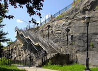 Stair Structure at East 183rd Street and Tiebout Avenue (Bronx, NY)