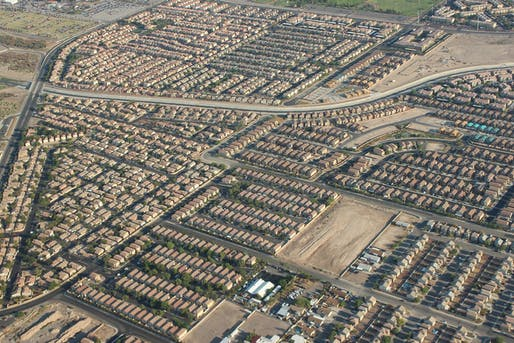 Aerial view of Las Vegas. Image courtesy of Needpix.
