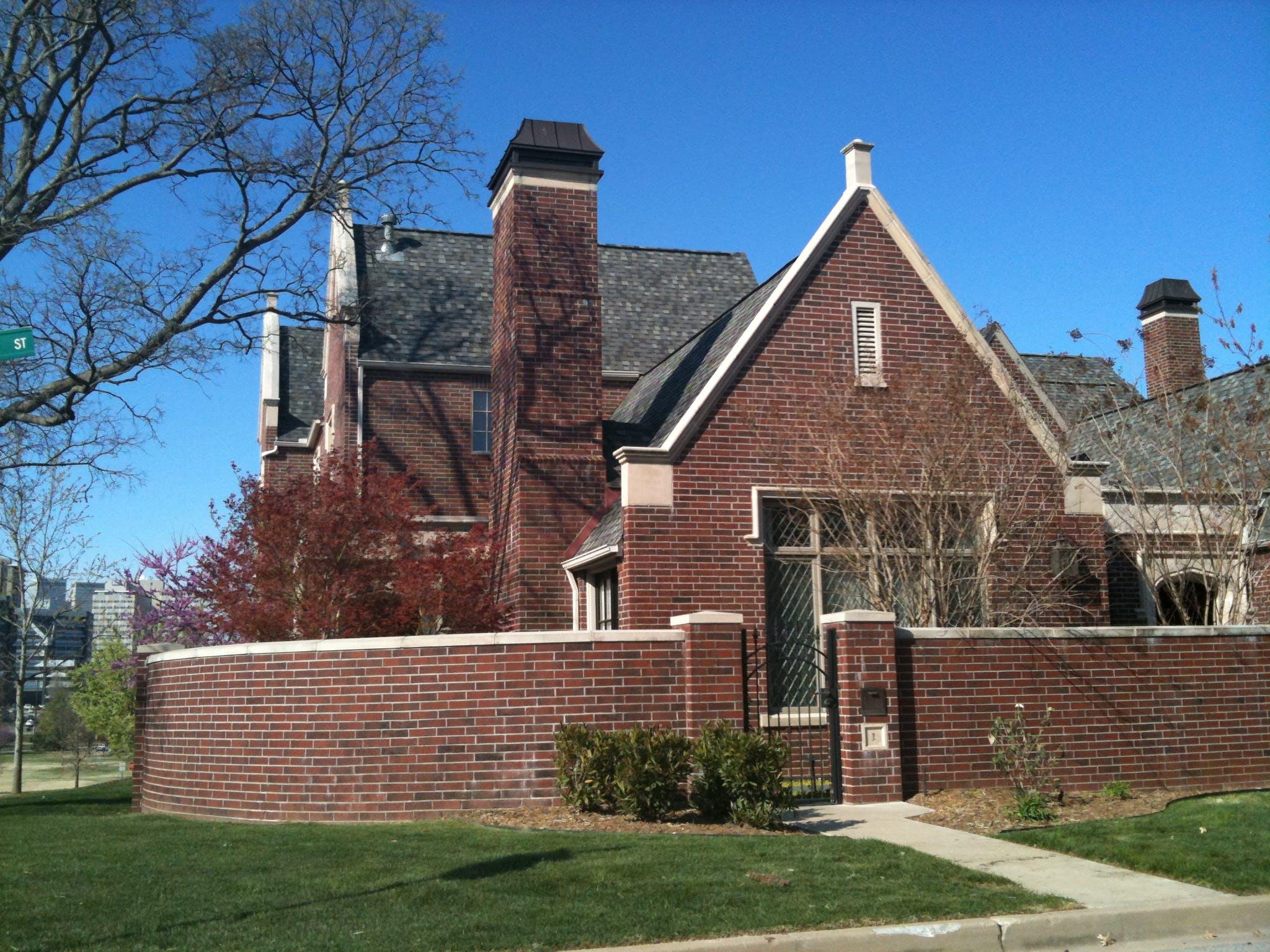 new eglish tudor residence